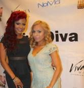 A Mommiez Fashion Diary (Yessenia Ramos) with Christina Milian
