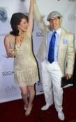 Amanda Greer with EricAndrew (NYC Socialite)