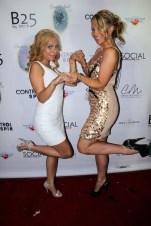 A Mommiez Fashion Diary (Yessenia Ramos) and Jennifer Lynn Chelbowski ( Heavenly Touched Cosmetics)