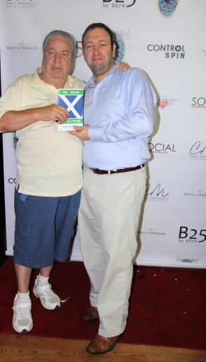 Clem Caserta with Thomas F. La Vecchiaa, MBA (The Sales ExpertUSA.com)