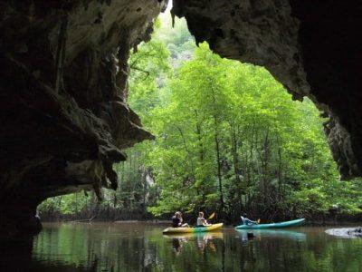 ao-thalane kayaking