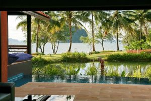 Thalane Bay Villa bua sea view
