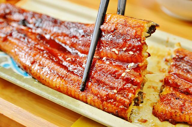 菁饌園鰻魚飯, 台中鰻魚飯推薦, 日本料理, 台中美食