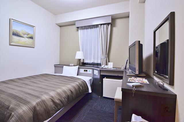 Route Inn飯店富山站前