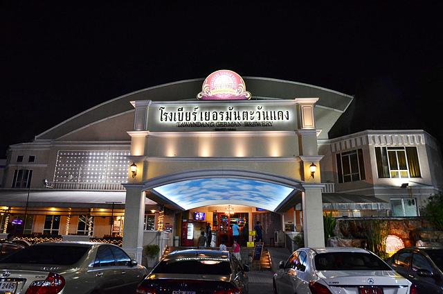 tawandang, 曼谷美食推薦, 曼谷居酒屋推薦, 達灣頂德國啤酒屋