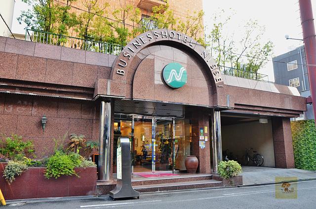 日星商務飯店, Business Hotel Nissei, 難波住宿推薦, 難波便宜飯店推薦