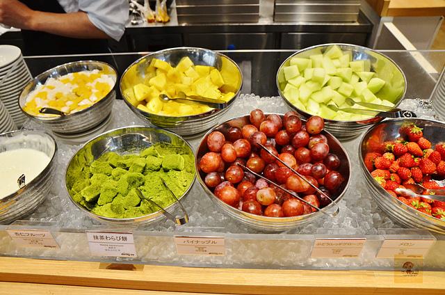 Dormy Inn名古屋榮豪華飯店, Dormy Inn名古屋榮早餐, 名古屋溫泉飯店