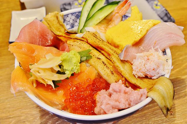 大阪美食, 磯丸水產, 大阪必吃