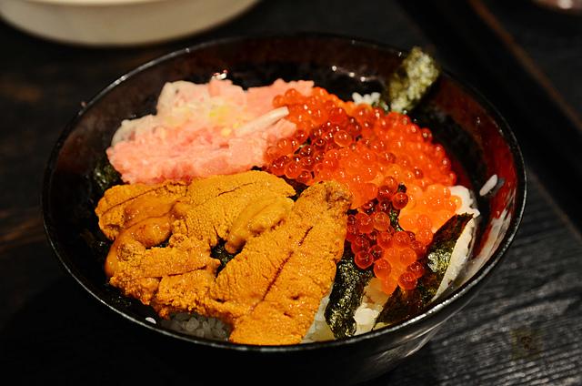 若狹家, 京都海鮮丼推薦, 京都便宜美食, 河原町美食推薦, 若狹家菜單