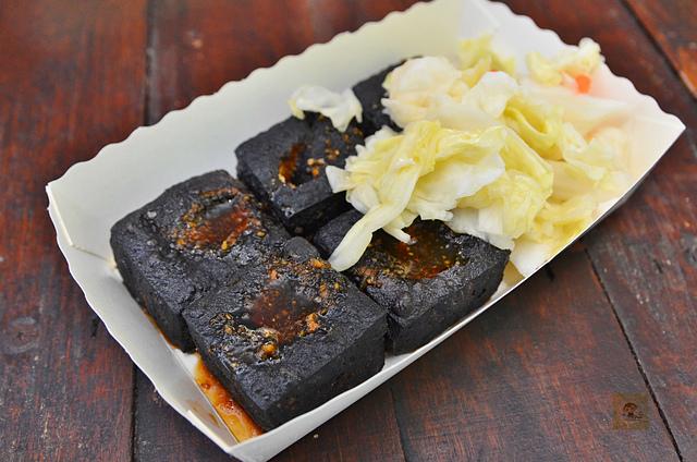 黑皮臭豆腐, 苗栗泰安美食, 洗水坑美食, 泰安美食推薦, 泰安小吃推薦