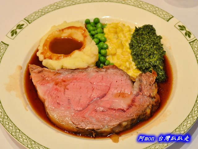 勞瑞斯牛肋排餐廳, 台北美食, 台北牛排推薦, 約會餐廳