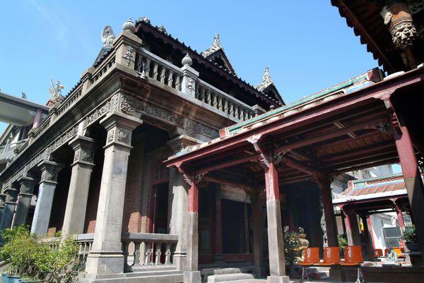 tn_觀音殿融合中、西、和風建築,是漳州派陳應彬的作品