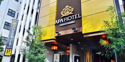 APA飯店淺草藏前