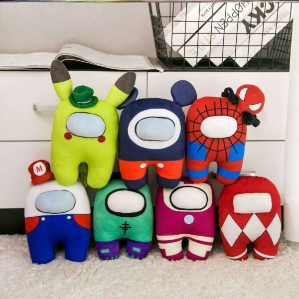 20cm Among Us Plush Toy