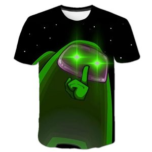 Among Us New 3D T Shirt For Adults and Kids