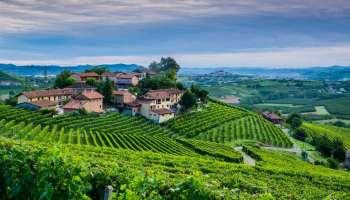 small Italian village living