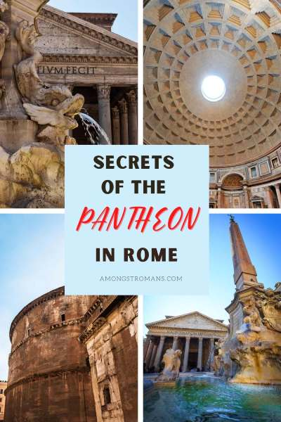 10 Fascinating facts about the Pantheon in Rome