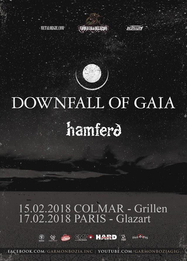 Downfall Of Gaïa, Hamferð