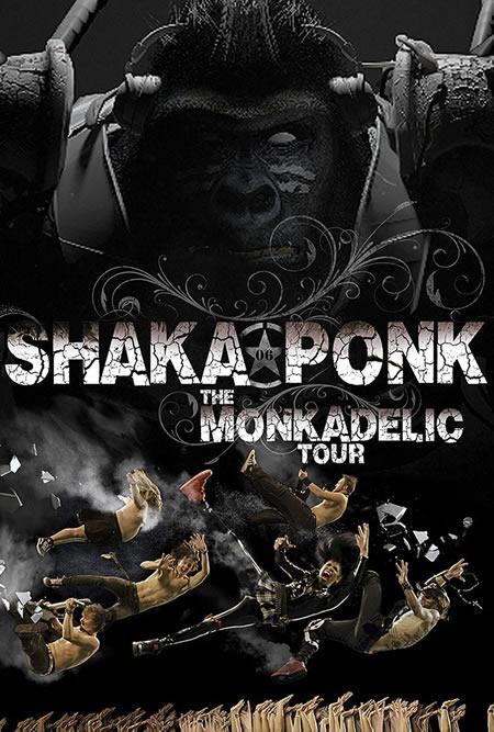shaka-ponk-affiche-tournée-the-monkadelic-tour-2018