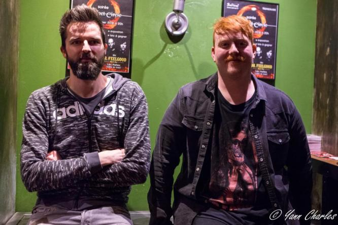 Holispark interview max & nico
