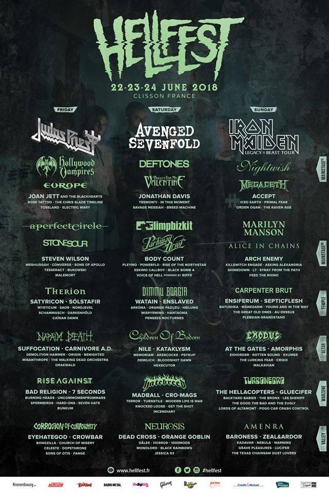 hellfest 2018 last