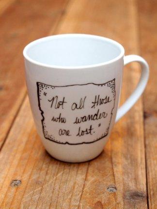 Lotr mug