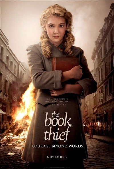 Book thief for Blog
