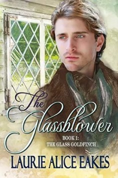 The Glassblower by Laurie Alice Eakes – Review
