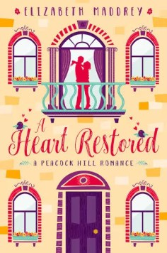 A Heart Restored – Cover Reveal