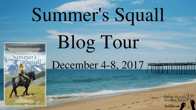 Summer's Squall Blog Tour - Book Spotlight and Giveaway