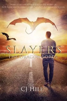 Slayers: The Dragon Lords by C.J. Hill – Review