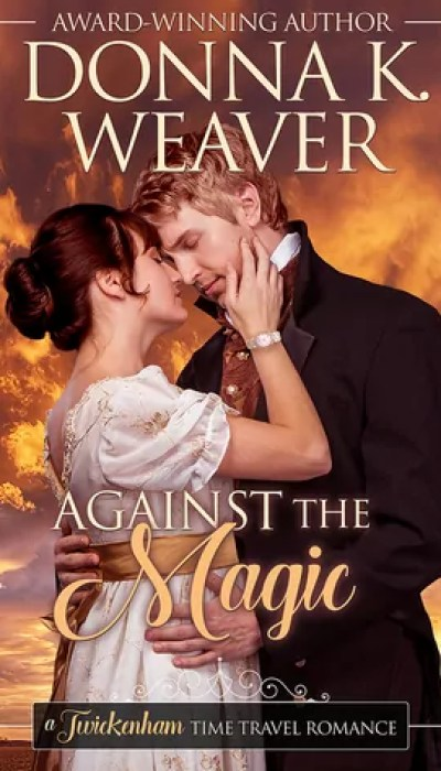 Against the Magic by Donna Weaver – Review