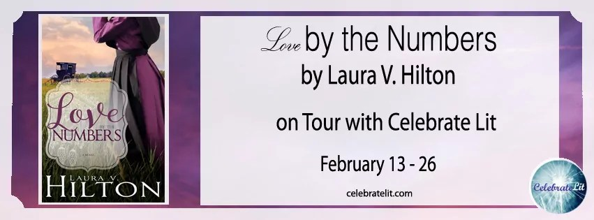 Love by the Numbers by Laura V. Hilton - Review, Giveaway, Guest Post