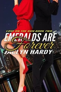 Emeralds are Forever by Jaclyn Hardy – Review, Character Interview