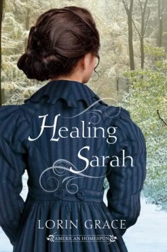 Healing Sarah by Lorin Grace – Review