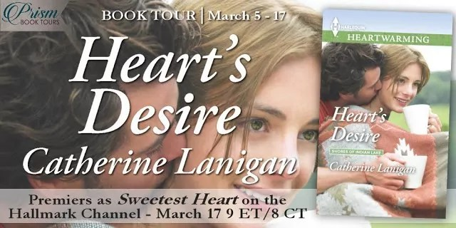 Heart's Desire by Catherine Lanigan - Review