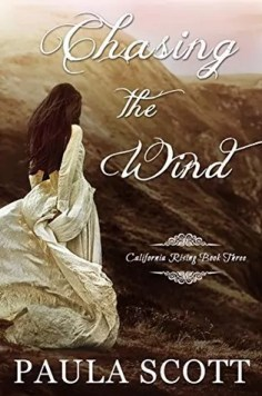 Chasing the Wind by Paula Scott – Review
