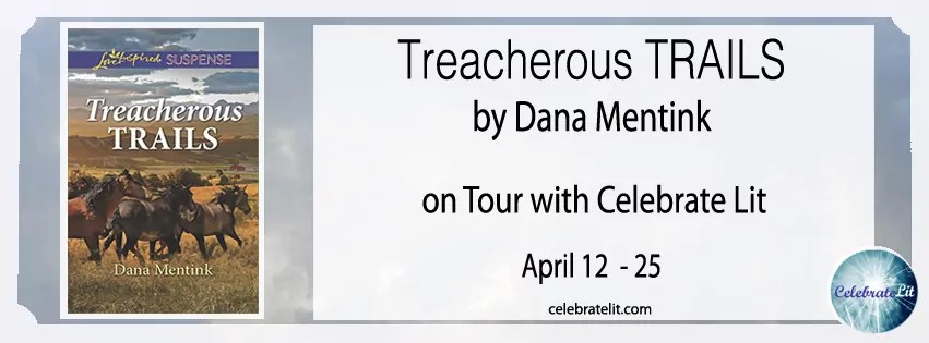 Treacherous Trails by Dana Mentink - Review