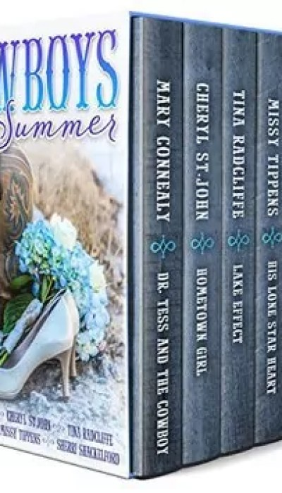 Cowboys of Summer – Anthology Review