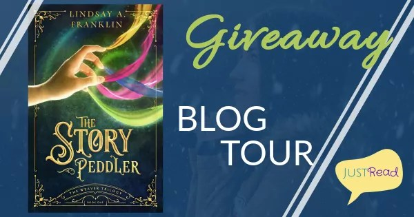The Story Peddler by Lindsay A. Franklin - Review