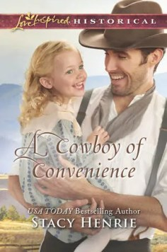 A Cowboy of Convenience by Stacy Henrie – Book Review, Preview