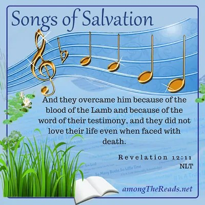 Songs of Salvation – Patricia Lee