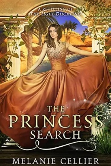 The Princess Search by Melanie Cellier – Book Review, Preview