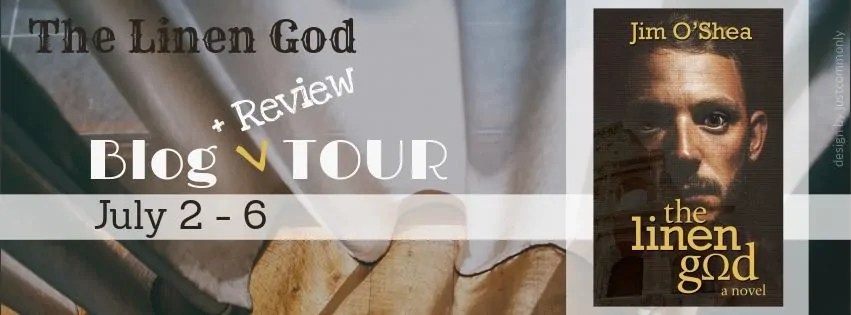 The Linen God by Jim O'Shea - Spotlight, Excerpt, Preview