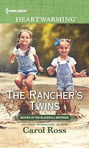 The Rancher's Twins by Carol Ross – Excerpt, Review Opportunities