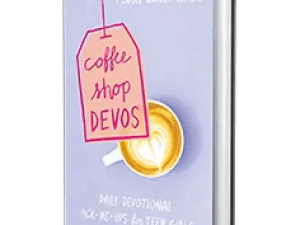 Coffee Shop Devos by Tessa Emily Hall – Review