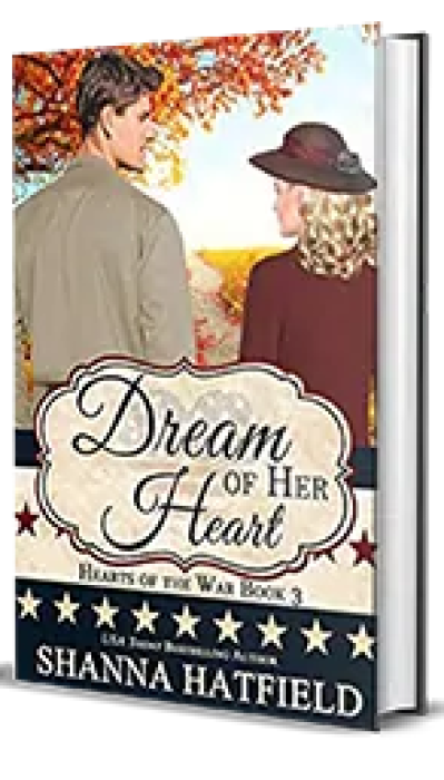 Dream of Her Heart by Shanna Hatfield – Excerpt, Preorder Blitz