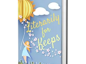 Literarily for Keeps by Sarah Monzon – Book Review, Preview