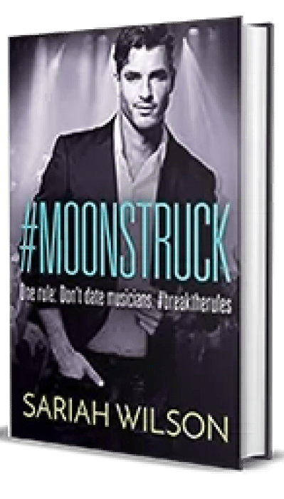 Falling in Love – #Moonstruck by Sariah Wilson – Preview, Excerpt, Giveaway