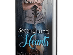 Falling in Love – Secondhand Hearts by Jo Noelle – Giveaway